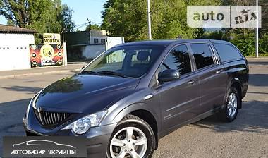 SsangYong Actyon Sport DELUX