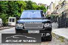 Land Rover Range Rover body kit